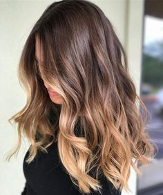 42 Fall-Winter Brunette Balayage Highlights 2017 2018