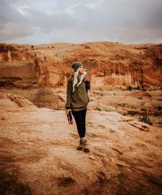 Corona Arch Moab Utah Hiking