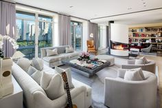 Sting's Upper West Side duplex sells for $50M - Curbed NY