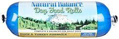 Natural Balance Duck & Turkey Formula Dog Food Roll - 2.25 lb * Check out this great product.