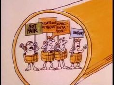 Schoolhouse Rock -- Why the 13 Colonies Rebelled