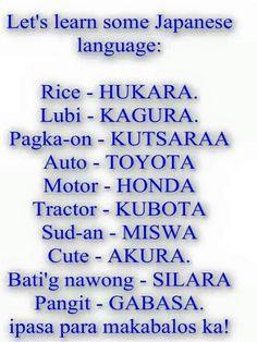 BINISAYA UG UBAN PA: Bisaya jokes 3, 2016 Tagalog Quotes Hugot Funny, Pinoy Quotes, Filipino Humor, Bisaya Quotes, Inspirational Qoutes, Japanese Language, Common Sense, Birthday Quotes, Birthday Cakes