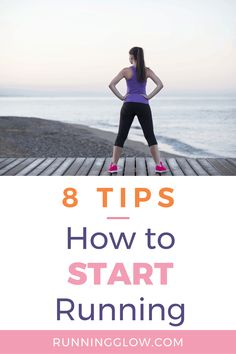 Now's the time to start running! Here's 8 tips on how to START and continue running, especially for the beginner runner. Learn how to start strong, avoid injury and meet your running goals. #runningtips #running #beginnerrunner #runningglow #healthystart Running Plan, Keep Running, How To Start Running, Running Tips, Treadmill Workout Beginner, Become A Runner, Warm Down, Running For Beginners, Side Lunges
