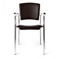 The EINA chairs are joined together by a linkage system fixing into the arms. A synthetic side table can be placed between the chairs, all of which are stackable. These three features make easy their use in classrooms, lecture halls and auditoriums.