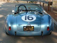 1965 Shelby Cobra FIA Roadster