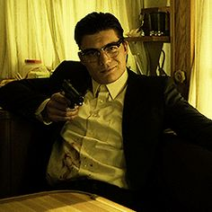 Well I can't say here what I want to say so Zane Holtz.