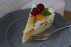 Pfirsich-Schmand-Kuchen