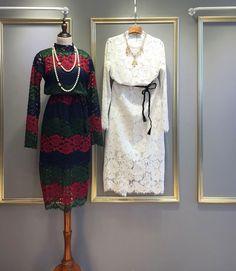 Modern Victorian Lace Dress