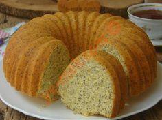 Çıtır çıtır haşhaş taneleri ve limon aroması barındıran yumuşacık nefis bir kek tarifi...