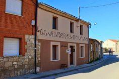 Albergue de peregrinos El Alfar de Hornillos, Hornillos del Camino, #Burgos, #CaminodeSantiago