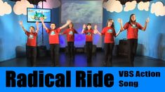Radical Ride is the theme song from the Radical Ride Catholic VBS put out by Cat. This Catholic Vacation Bible School is the newest program . Action Songs, New Program, Vacation Bible School, Theme Song, Catholic, Prayers, Education, Children, Tv