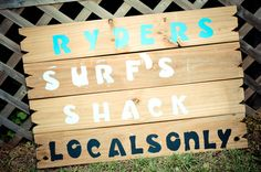 "Photo 3 of 50: Surf's Up / Birthday ""Ryder's Surf's Up First Birthday"" 