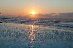 Sunrise. Umhlanga Kwazulu Natal. South Africa