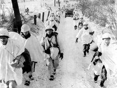 Bastogne, December 1944 - 45  Battle of the Bulge  Ardennes Offensive