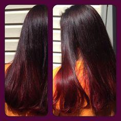 #ombre #balayage #freshhair #getfresh #hairbyjose #goldwell @afreshsalon