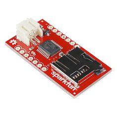 Audio-Sound Breakout - WTV020SD - WIG-11125 - SparkFun Electronics