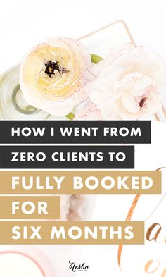 Last year was a really amazing year for my business. I tripled my income, worked with some ah-MAZING clients on their brands and websites, made beautiful new business buddies and felt pretty darn proud of myself.  There was only one point in my year when I felt disappointed in myself and my
