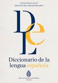 DIC. RAE 23ª 1VOL - 9788467041897 - www.libreriarioebro.es