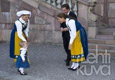 Royals & Fashion: National Day, Stockholm