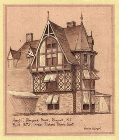 F. Marquand House by ~Built4ever on deviantART