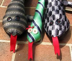 Allie Belle Designs: Snakes