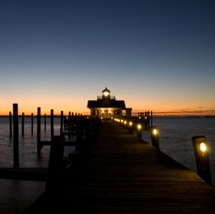 Sunrise in Manteo, North Carolina (Outer Banks) Oh The Places You'll Go, Great Places, Places To Travel, Places Ive Been, Beautiful Places, Places To Visit, Living In North Carolina, North Carolina Homes, Roanoke Island