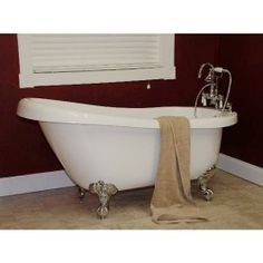 Cambridge AST-61-N- Tub With No Faucet Holes And B
