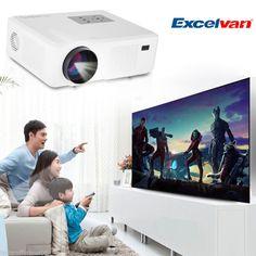 2400 Lumens LED HD  Projector Cinema Theater PC Laptop AV/VGA/HD/USB/ATV input - http://electronics.goshoppins.com/tv-video-home-audio/2400-lumens-led-hd-projector-cinema-theater-pc-laptop-avvgahdusbatv-input/