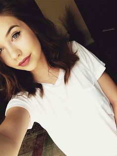 Amanda Steele, go subscribe to her on her Youtube channel, makeup by mandy 24 to see amazing videos!