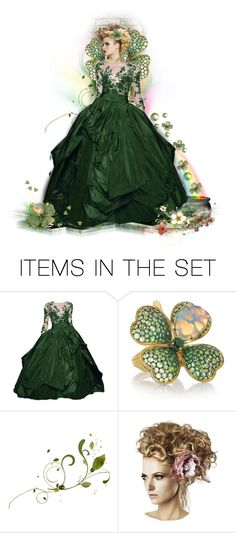 """~An Irish Blessing~"" by cindu12 ❤ liked on Polyvore featuring art"