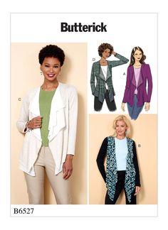 B6527 | Butterick Patterns | Sewing Patterns 4-26