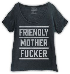 friendly tee