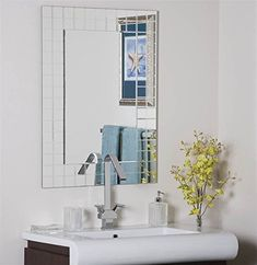 Decor Wonderland Mischa Modern Wall Mirror ** Find out more about the great product at the image link.