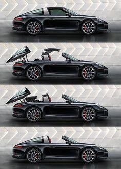 Porsche there is no substitute!!! Ferdinand Porsche, Sport Cars, Top Sports Cars, Porsche 911 Targa, Porsche 911 Classic, Volkswagen, Cars And Motorcycles, Honda Motorcycles, Luxury Cars