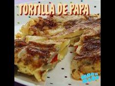 Tortilla de papa - #MaaaRicoySimple