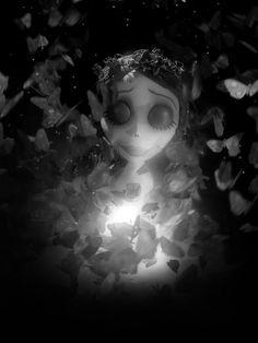 The Corpse Bride - My favorite scene. Tim Burton Style, Tim Burton Art, Tim Burton Films, Jack Skellington, Tim Burton Corpse Bride, Tim Burton Characters, Film D'animation, Cartoon Crossovers, Creepy Dolls