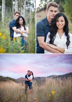 Utah Engagement Photography