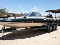 1996 Cajun Fishing Boat - Odessa, TX #6755634643 Oncedriven