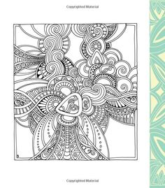 Color Me Calm 100 Coloring Templates For Meditation And Relaxation A Zen Book Lacy Mucklow Angela Porter 0859574003760 Amazon