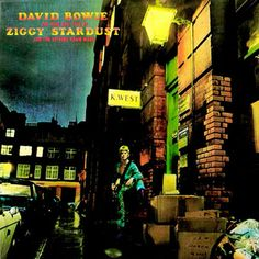 David Bowie streams remastered 'The Rise And Fall Of Ziggy Stardust...' in full