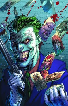 NEW SUICIDE SQUAD #9 THE JOKER VARIANT