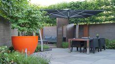 Van Sleeuwen Hoveniers - Patiotuin - Hoog ■ Exclusieve woon- en tuin inspiratie.