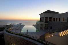 Jumeirah Port Soller Hotel & Spa - Infinity Pool and Es Fanals Restaurant