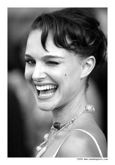Natalie Portman winks are adorable