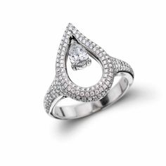 Daily jewellery collection 01/10/2014 | Jewellery brands catalog. I wish I knew the name of this ring. It's stunning!