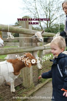 Visit Sacrewell farm, East Anglia - bucket list tick from www.ourbucketlistlives.co.uk UK family day out idea with kids