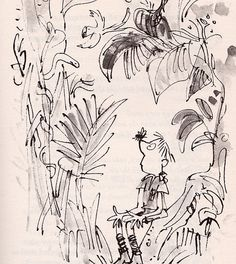 Play School Play Ideas 2 written by Carole Ward, illustrated by Quentin Blake (1977).