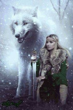 Ylvana; The wolf princess