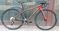 Gravel bike (carbon fiber tubes)   HBM Bike Factory  -  Vignole Borbera (AL) Italy