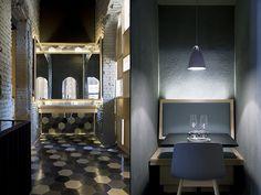 SABºC restaurant by Adam Bresnick architects, Barcelona – Spain » Retail Design Blog